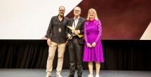 Marcel Strässle--获得XAVER2017年度人物大奖